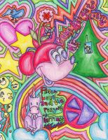 Mickey Mouse Rainbow by CoCoCreola