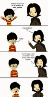 HP Comic - Erised by Queen-obsession