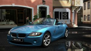 BMW Z4 by LS-Coloringlife