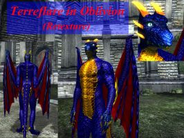 Terre-Retexture in Oblivion Mod by Terreflare