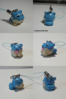 Spheal Charms by ChibiSilverWings
