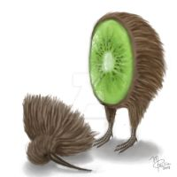 Crazy Little Thing Called Kiwi by disorderlymind