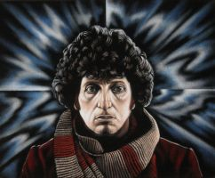 The Fourth Doctor by BruceWhite