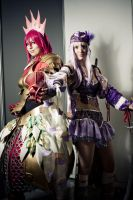 Monster hunter Radian heart 1 by Shoko-Cosplay