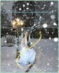 Xmas Goddess-Snowy Evening by ShimmeringCns