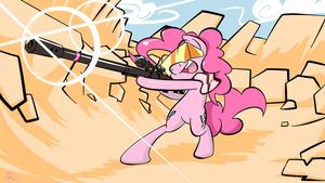 Pinkie Littner by red-poni