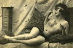 NUDE 1920 by caupolican
