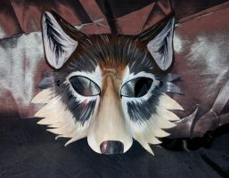 Timber Wolf Mask #8 by Jedi-With-Wings