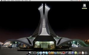 Olympic Stadium Mtl, Wallpaper by PixelGordon