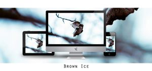 Brown Ice by Zim2687