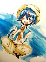 Magi: Aladin-kun by erichankun