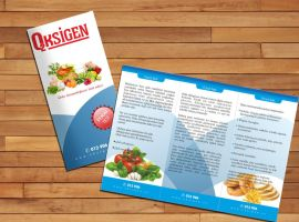 Brochure for Oksigen2 by Atabeyli