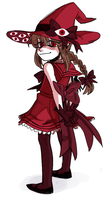 red wadanohara by kinozie