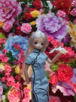 Flower wall 2 by iwahoshi