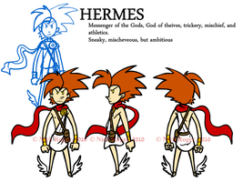 Hermes Turnaround by The-Knick