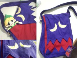 Spoils Bag Recreation Version 2 | The Wind Waker by PixelCollie