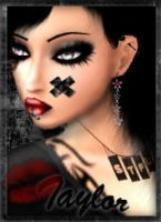 Imvu Display by TaylorProductions