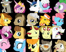 Custom MLP Desktop/Shortcut Icon Pack 2 by tehAgg