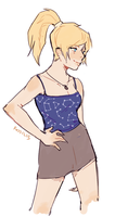 fav character fav outfit by fossilizer