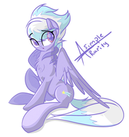 Cloudchaser by ASimpleRarity
