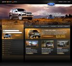 Ford Explorer by carl06 by designerscouch
