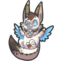 Prize: Sticker for Corriezodori by Torotix