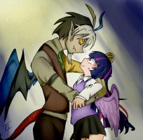 Dance with a Princess by JohnyHo