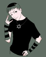 Punk Jew by lightedhope