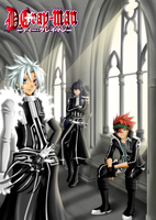 D.Grayman by ShiseitsenZack