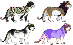 Lion USD Adopts~ [closed] by Zillastar
