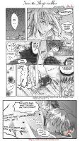 KH2strips: Sora ze sleepwalker by otaku-hos