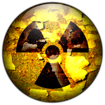 Radiation Symbol v3 by PolishXCII