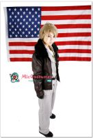 Hetalia Axis Powers America Cosplay Costume by miccostumes