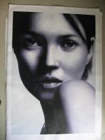 Kate Moss by benw99