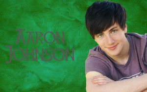 Aaron Johnson Wallpaper by Meags90