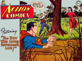 Action Comics 190 by Superman8193