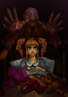 Face Of The Dark -  Contest Entry/ Tribute by Javagrl