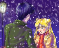 Winter Love by Miyako-tyan