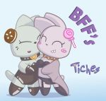 Tiches BFF's Lancie and Latte by Furboz