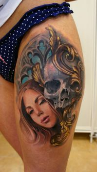 tattoo2 by grimmy3d