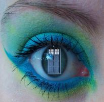 Eye Of The Tardis by garnet69frost