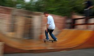 Blur Skate by glawrence