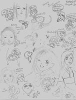 Doodles by Kels-the-Small