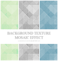 Background Texture Mosaic Effect by lo-scrigno-di-connie