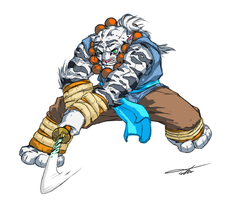 KO conceptArt-Final: coloured by munchkin-t
