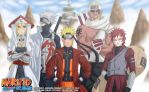 Naruto - Not an easy prey by zeth3047