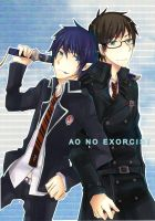 Ao no exorcist by noonkano