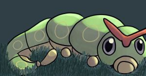 Its a caterPie by missmagi