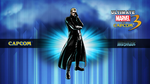 Ultimate MvC3 Wesker by CrossDominatriX5
