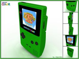 Game Boy Color by pengwind